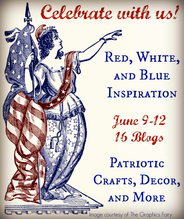 Patriotic tour of ideas to celebrate the 4th of July!