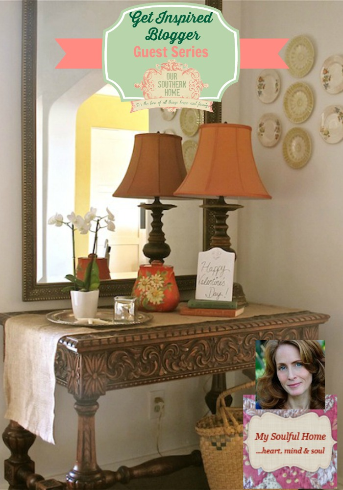 Get Inspired with My Soulful Home today at Our Southern Home