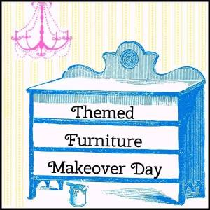 New painted furniture theme each month!