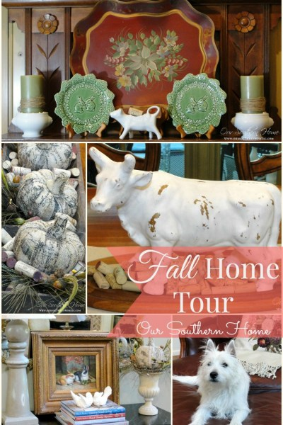 Simple Touches Fall Home Tour