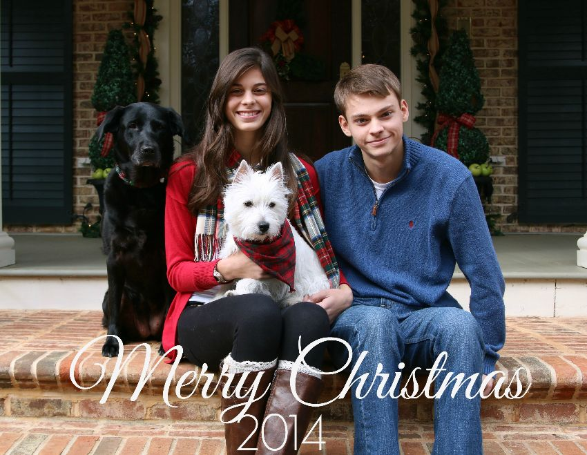Merry Christmas everyone from Our Southern Home