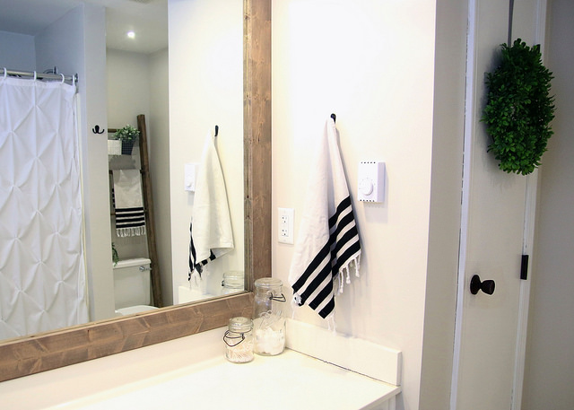 Farmhouse and Cottage bathroom inspiration to inspire your next makeover!