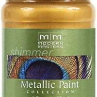 Modern Masters ME658-06 Metallic Gold Rush, 6-Ounce