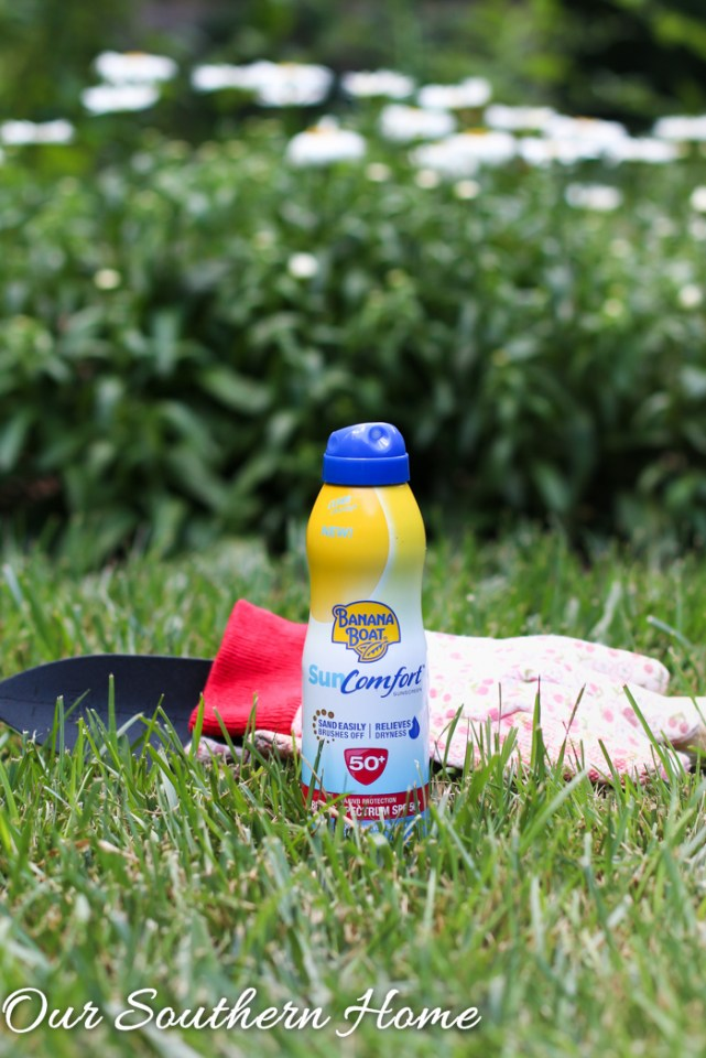 Banana Boat® and OFF® are in my summer kit to insure we are not burnt and to keep the bugs at bay! #ad #summer