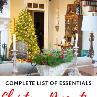 Christmas Decorating Must haves