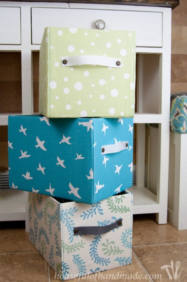 Easy-DIY-Fabric-Storage-Boxes