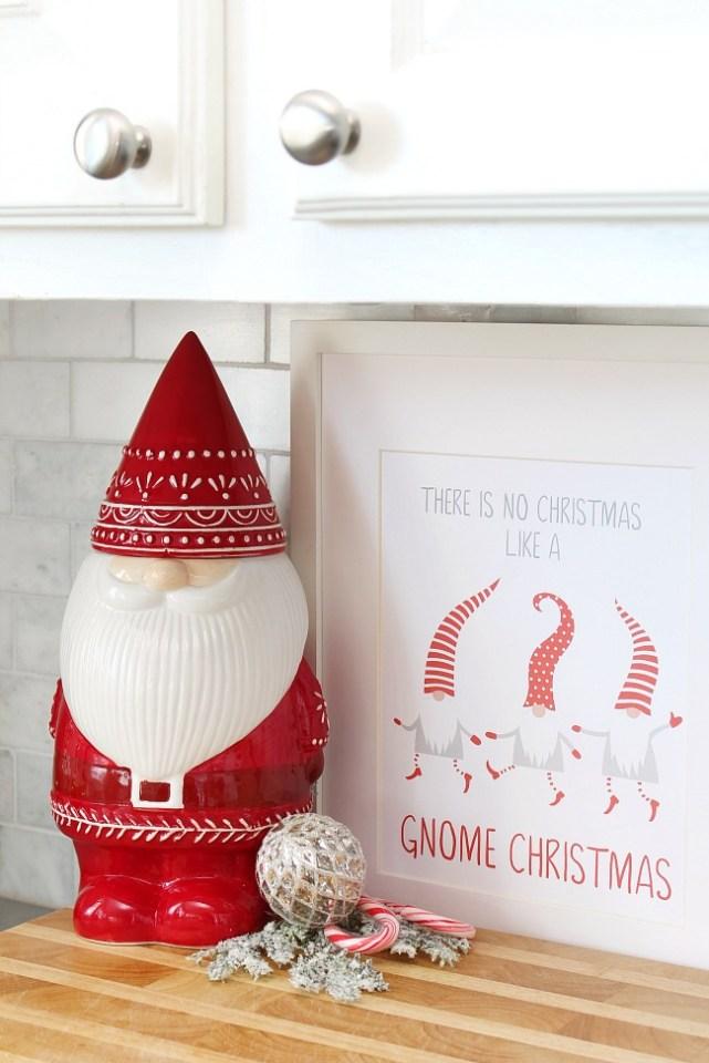 gnome printable