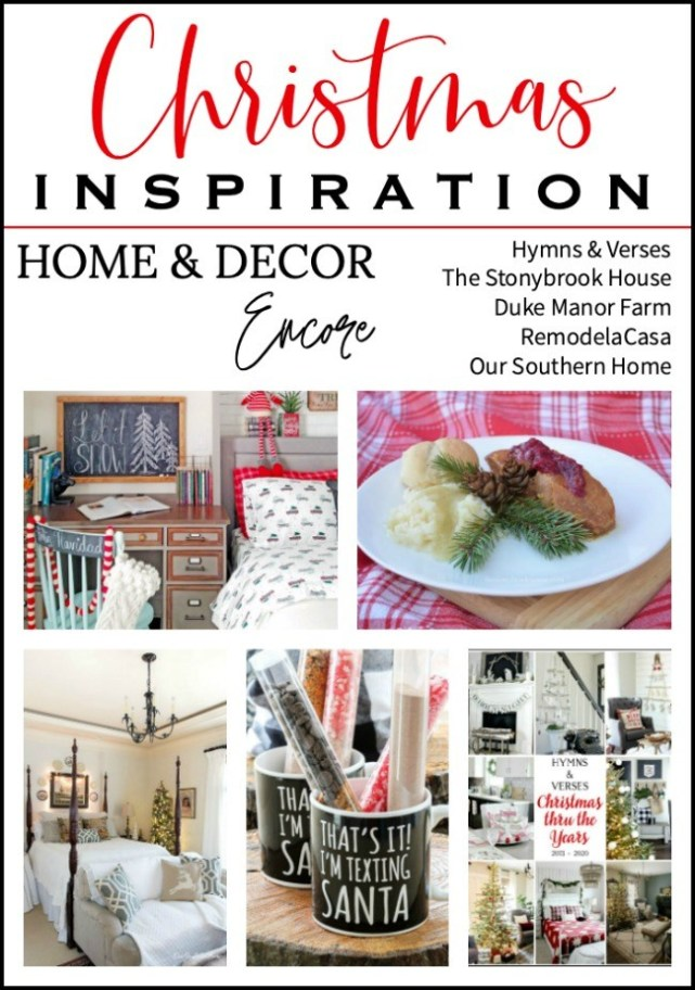 Christmas Ideas from Home & Decor Encore