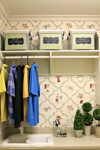The Laundry Room with All Free Clear