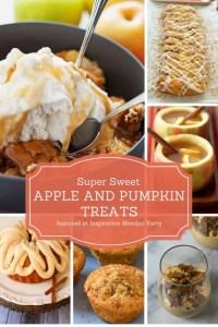 Apple and Pumpkin Sweet Treats