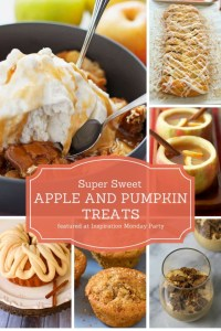 Apple and Pumpkin Sweet Treats