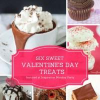 Six Chocolate Valentine's Day Treats