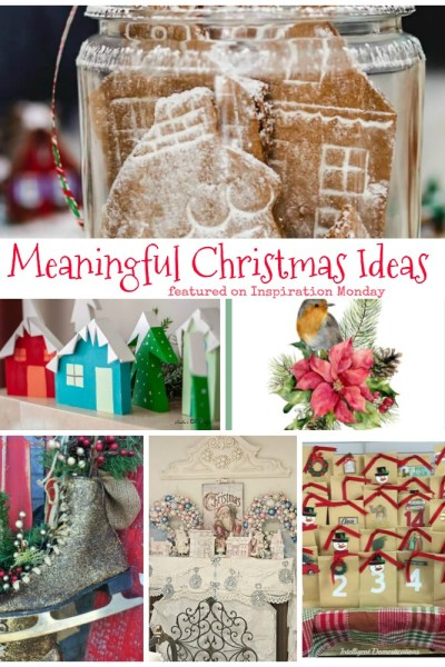 Meaningful Christmas Ideas