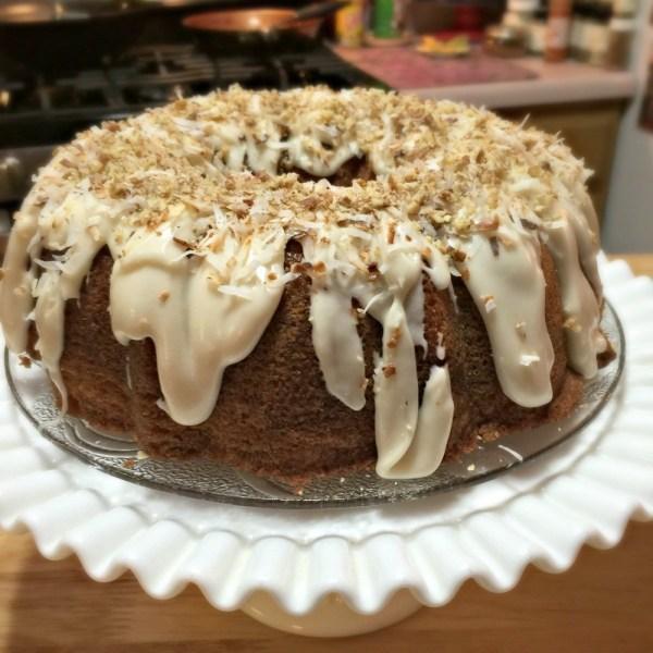 Pecan-Coconut-Bundt-Cake