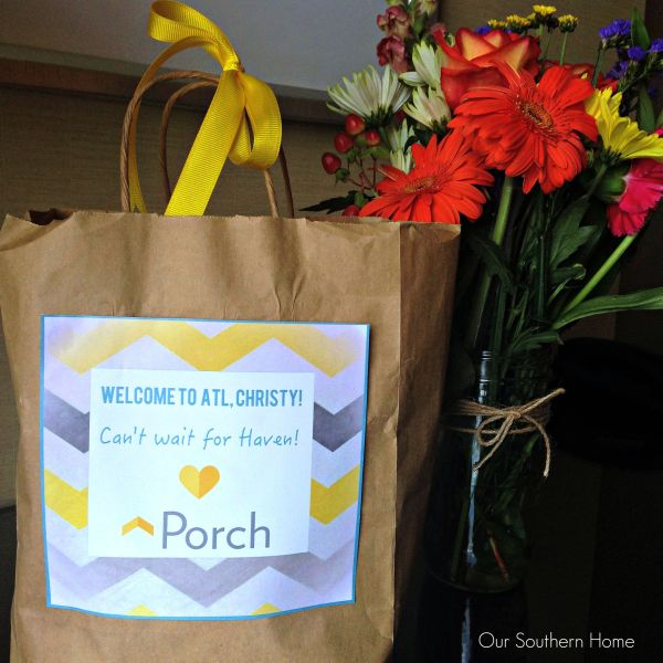 Pie with Porch before Haven with Our Southern Home plus a conference recap!