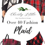 plaid fashion
