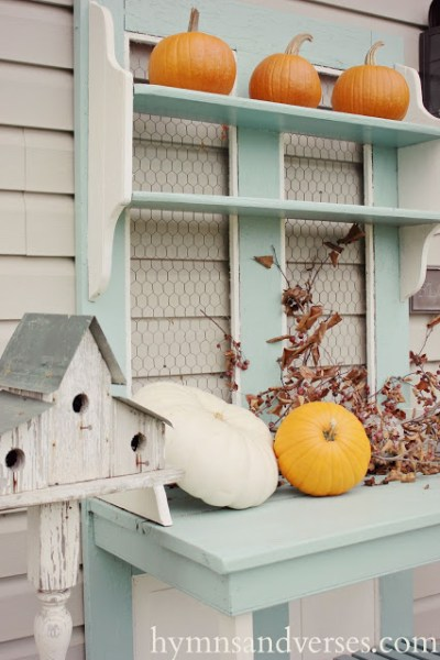 Inspiration Monday link party full of fall ideas!