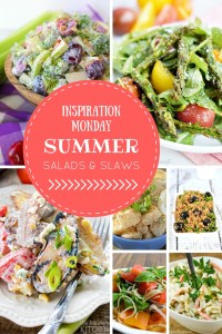 Summer Salads and Slaws | Inspiration Monday