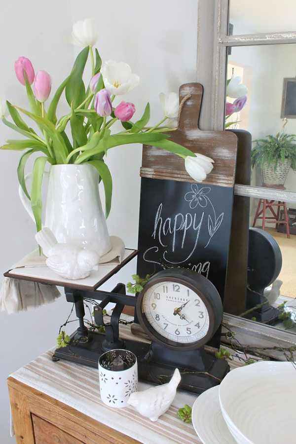 Spring-Decorating