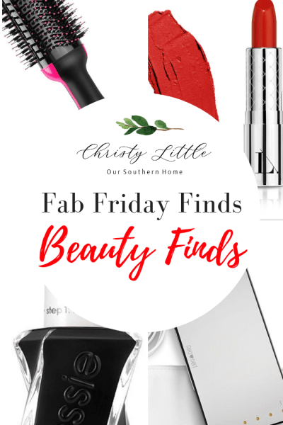beauty finds graphic