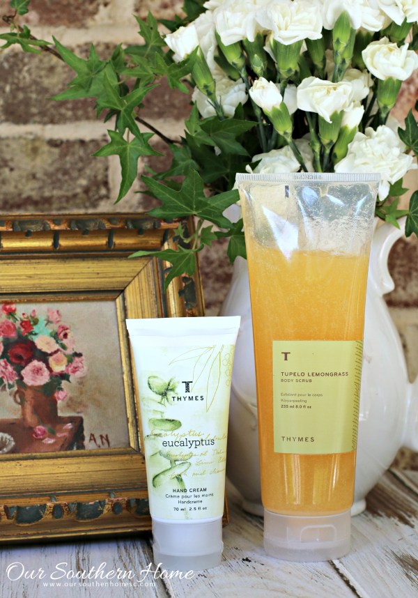 Thymes Fragrances for Mother's Day via Our Southern Home #sp #mothersday #Thymes #ThymesGifts #amazingmoms