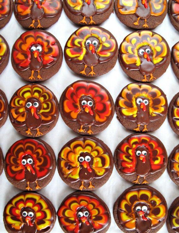 turkey-cookies