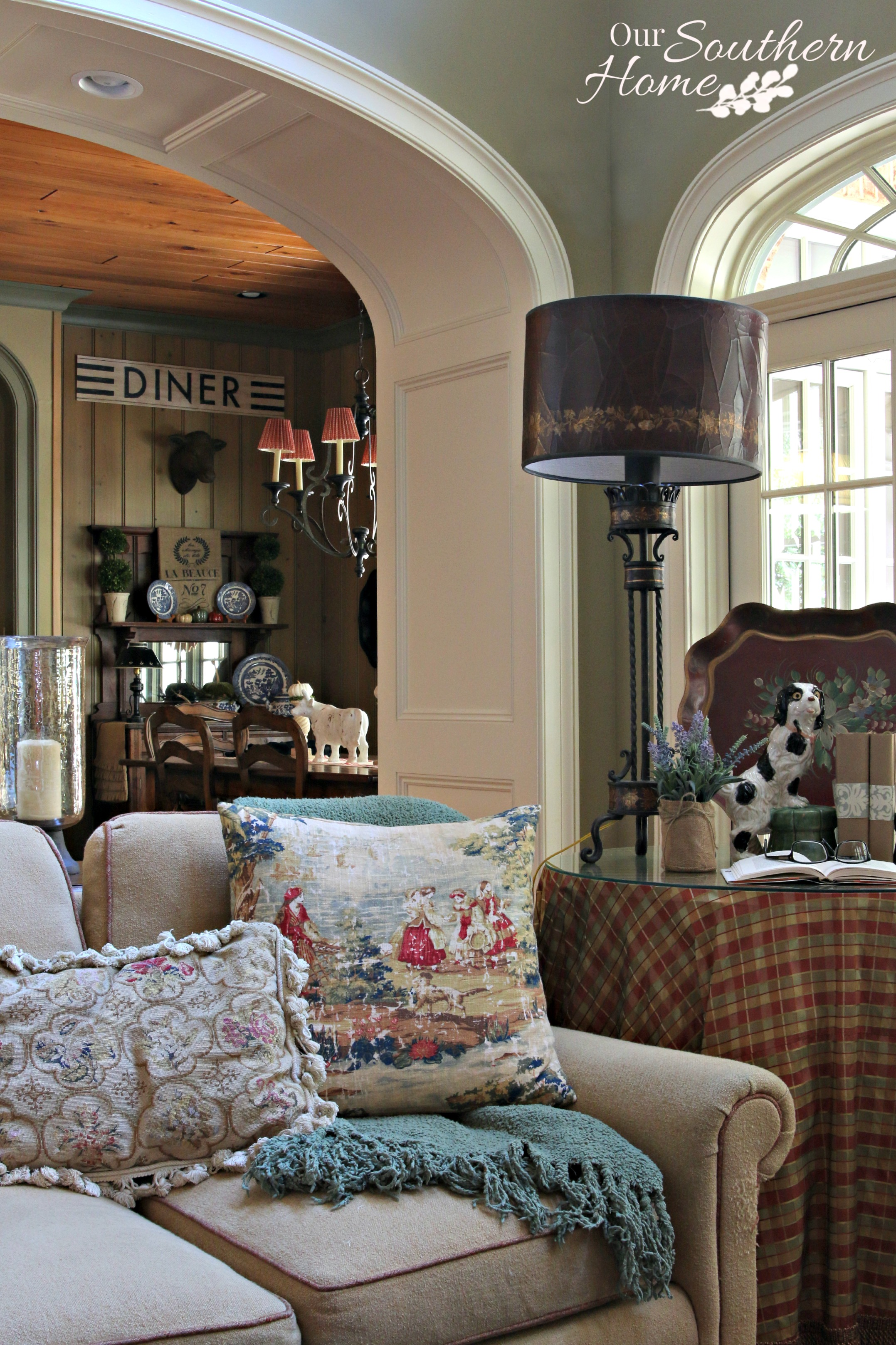 Living Room Decorating Southern Living Ideas