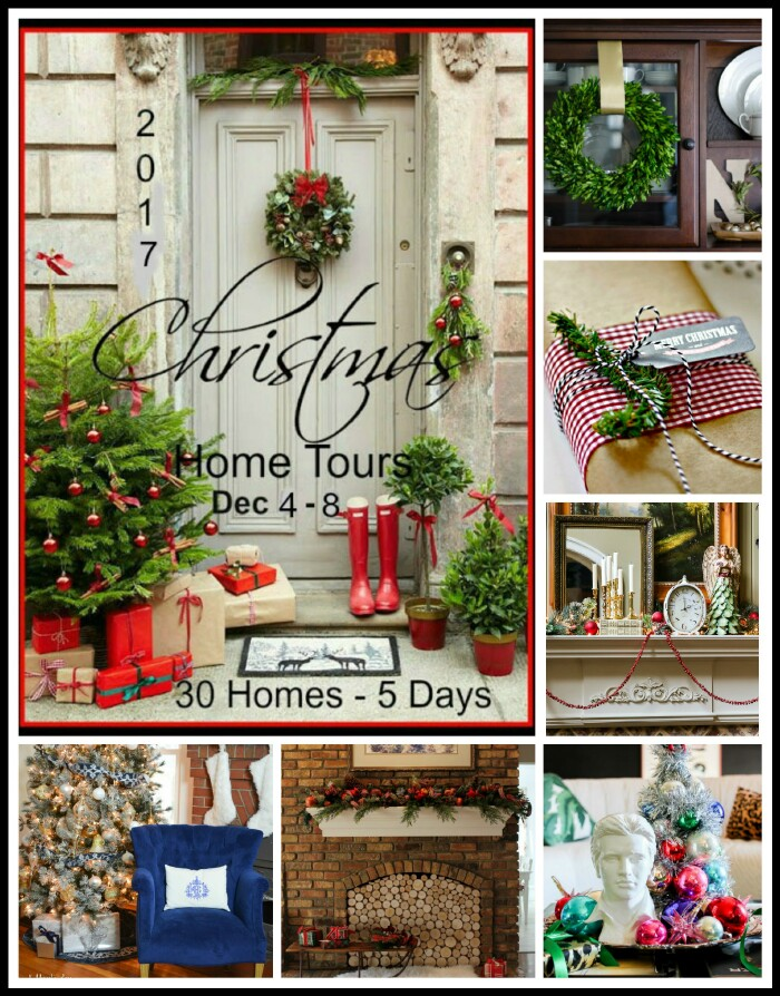 Christmas tour full of amazing ideas with top bloggers!