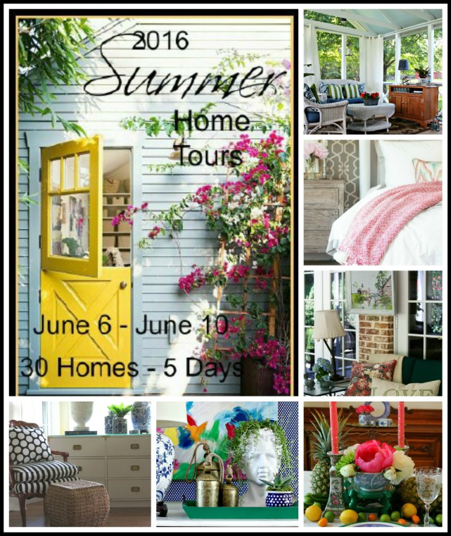 Summer Tour of Homes