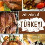 All About Turkey on the blog today with the features from Inspiration Monday link party!
