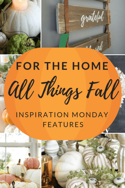 fall decor graphic