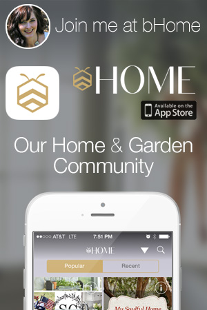 Our Southern Home has joined the hive. Follow me on bHome!