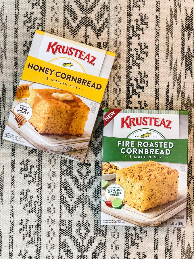 cornbread in a box