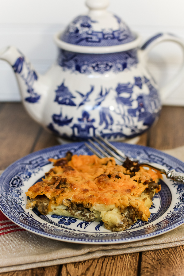 Christmas kitchen and breakfast casserole our southern home breakfast casserole forumfinder Choice Image