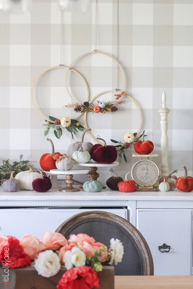 Fall Decorating And DIY Ideas
