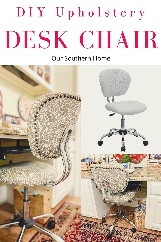 desk chair diy