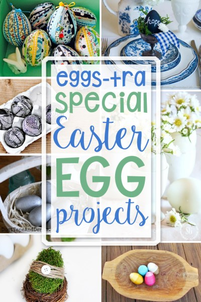 Easter Egg Projects
