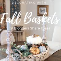 Bountiful Fall Baskets Tour