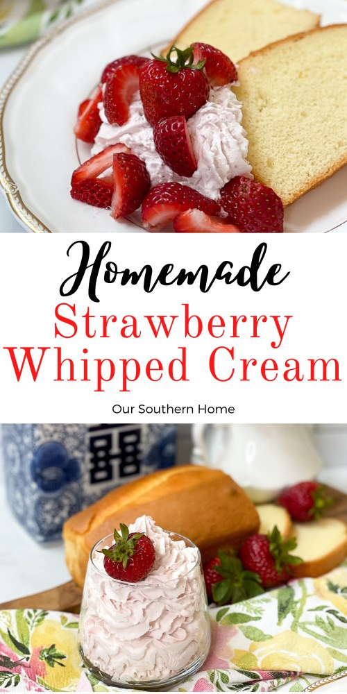 whipped cream graphic