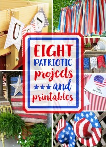 8 Patriotic Projects and Printables