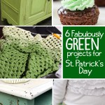 Green projects are the features from this week's Inspiration Monday link party!
