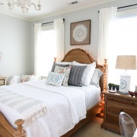 Farmhouse Bedroom Refresh
