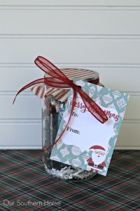 Teen Girl Mason Jar Gift Idea