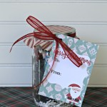 Teen girl mason jar gift idea from Our Southern Home