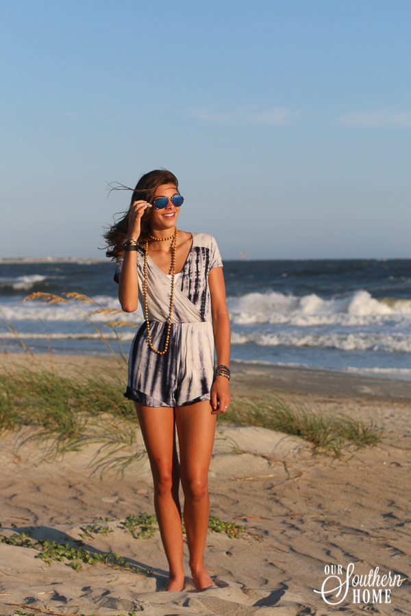 Rompers for summer are all the rage!