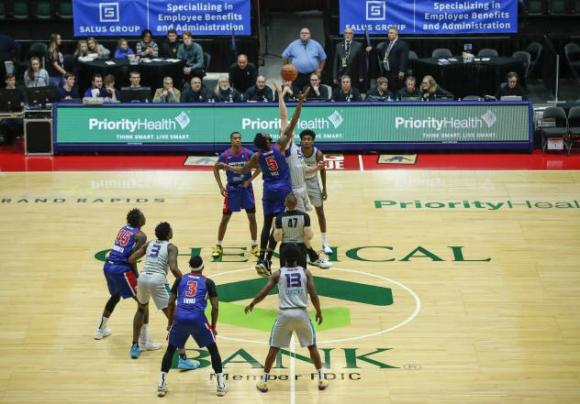 Grand Rapids Drive - Men's Minor League Basketball on OurSports Central