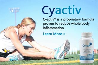 Cyactiv Natural Anti Inflammatory