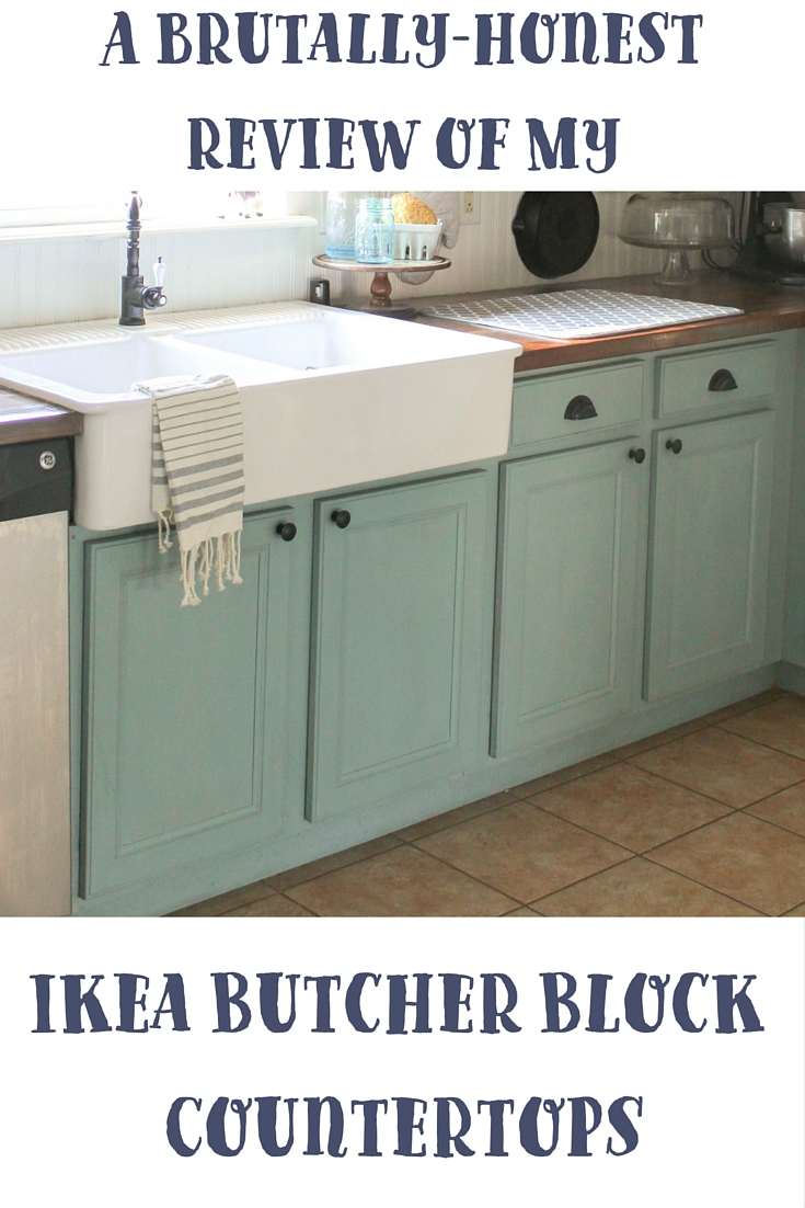 Amazing A Brutally Honest Review Of Ikea Butcher Block Countertops Our