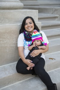 Alyssa Rodriguez attends First Mennonite Church in Iowa City, Iowa and works as a Family Support Worker for marginalized populations while also learning the ins-and-outs of motherhood with her beloved daughter, Zulema.