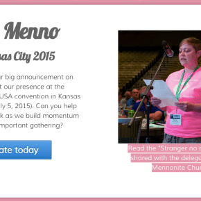 "Pink Menno presents ""On the Way: Dis-Covering Diversity"" in Kansas City"
